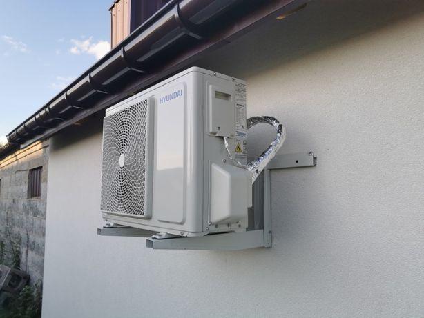 Klimatyzator klimatyzacja 3,6kW z montażem klimatyzacja Hyundai AUX LG