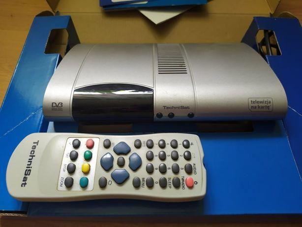 Technisat dekoder do telewizji na kartę