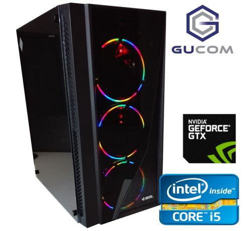 Komputer do gier I5! GTX 1060 6GB! 8GB DDR3!