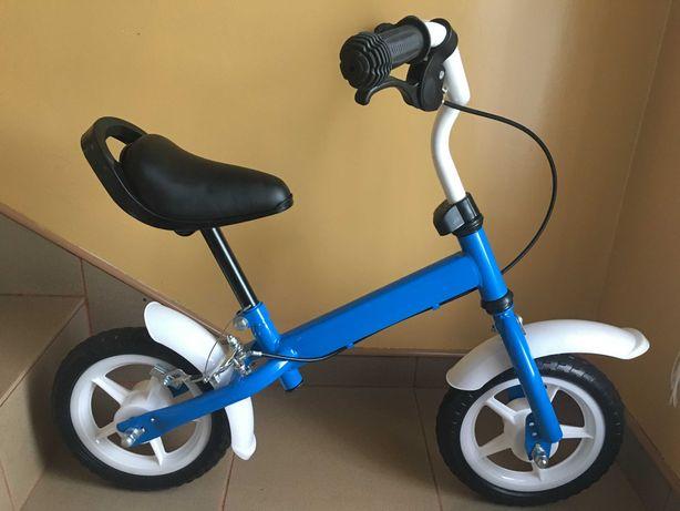 rowerek biegowy nowy cena tylko do poniedziałku