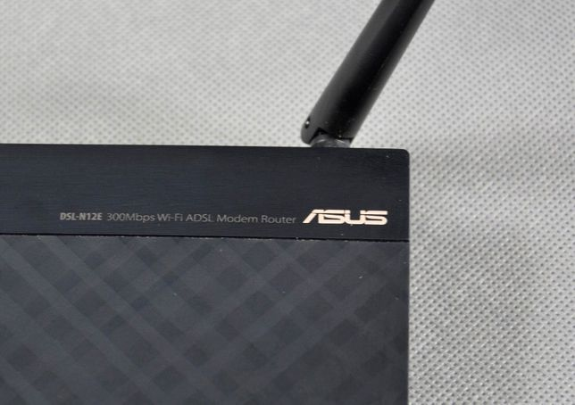 ASUS DSL-N12E ADSL Modem Router Wireless - N300