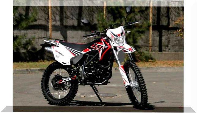 Продам новый Мотоцикл Skybike (Скайбайк) CRX 200 Без пробега