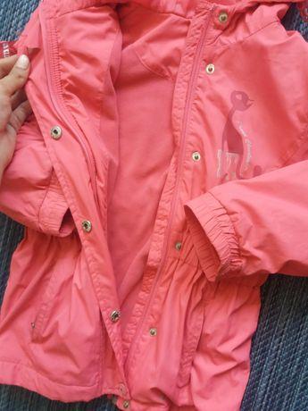 Курточки разные