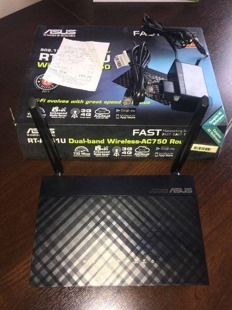 Router bezprzewodowy Asus RT-AC51U AC750 |2 Anteny 5G