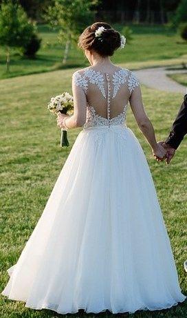 1Sprzedam suknię ślubną Gala Akemi 2018 w rozmiarze 34/36