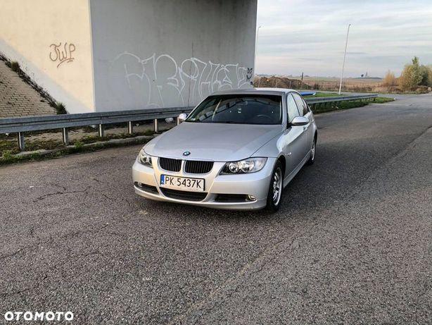 BMW Seria 3 BMW E90 2.0 diesel bardzo dobry stan
