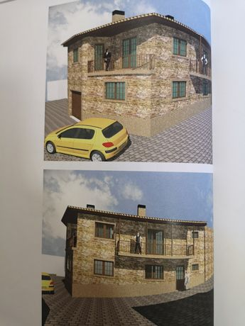 2 Casas Xisto Restauro Azibo Macedo Turismo