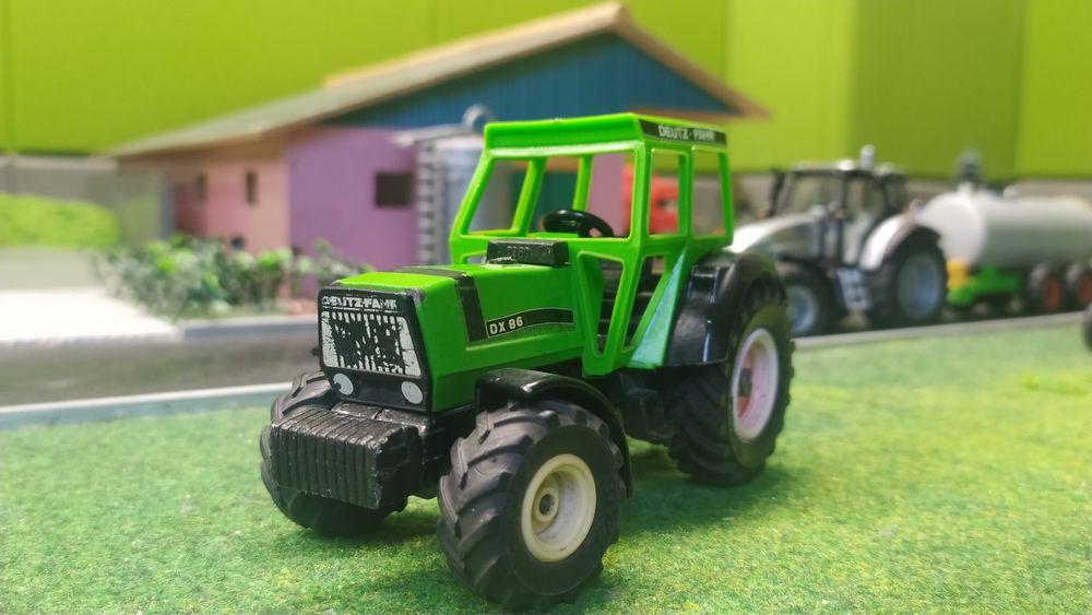 Siku traktor Deutz Fahr Kędzierzyn-Koźle - image 1