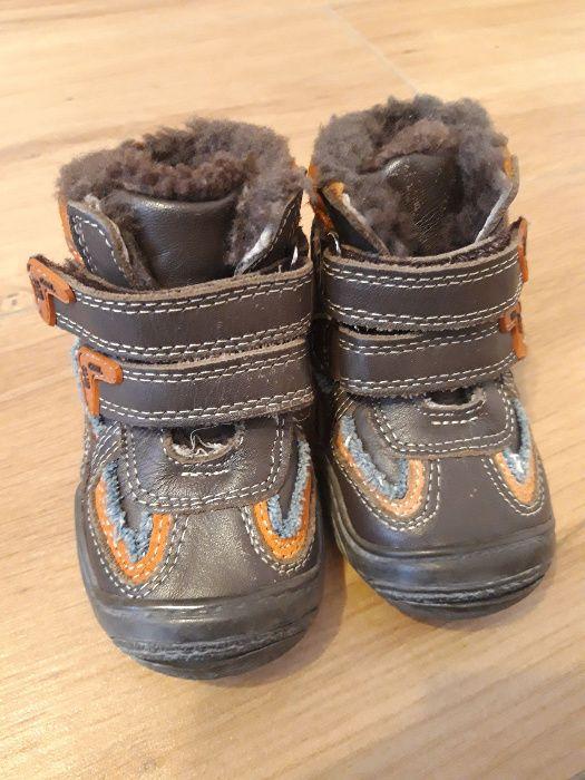chłopięce buty zimowe rozm 20 Gruszczyn - image 1