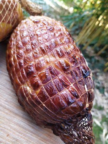 Schab szynka boczek kiełbasa ser wędzone naturalnym dymem
