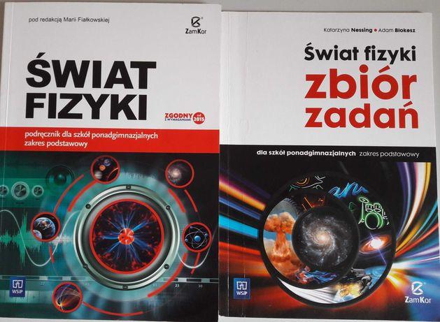 Świat fizyki + zbiór zadań