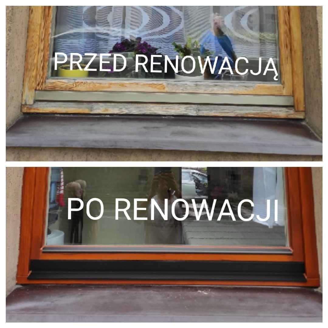 Profesjonalna Renowacja Okien i Drzwi Drewnianych