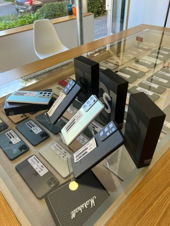 Samsung S21 Ultra 128GB SEMI NOVO