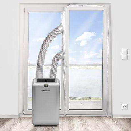 Rękaw na przewód powietrza klimatyzatora drzwi okna AirLock1000 TROTEC