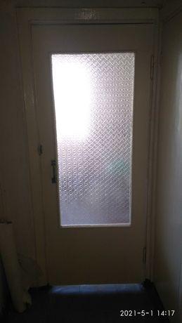Двери межкомнатные со стеклом (полотно)