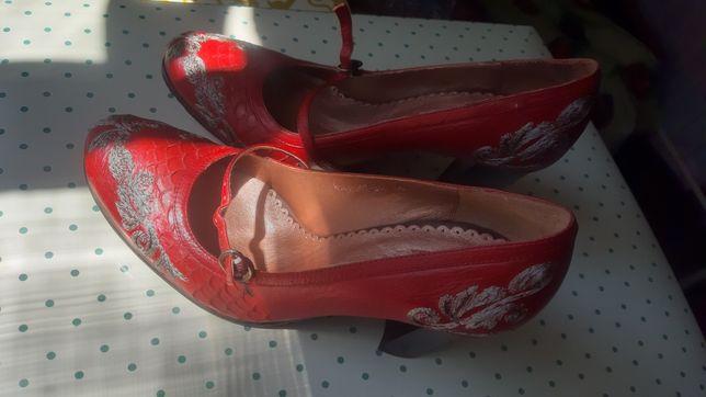 Туфли, кожа, 36 размер