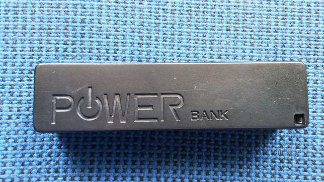 Power bank A5, akumulatorek o mocy 2600mAh