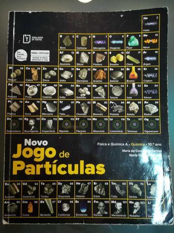 Jogo de Partículas, Química, 10º ano, Manual e CA