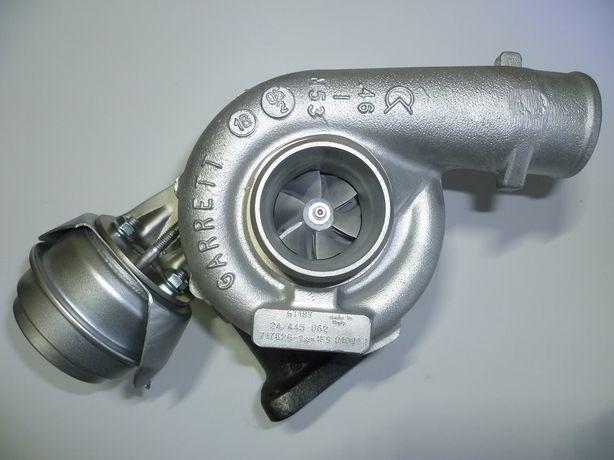 Turbosprężarka Saab 9-3 9-5 2.2TID 120KM