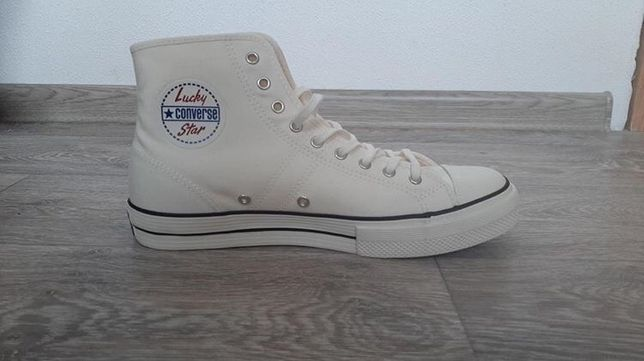 Convers lucky star high top