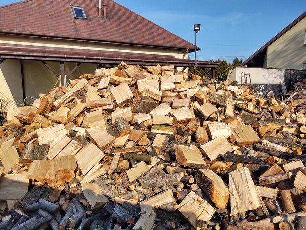 Drewno kominkowe i opałowe F-vat transport gratis