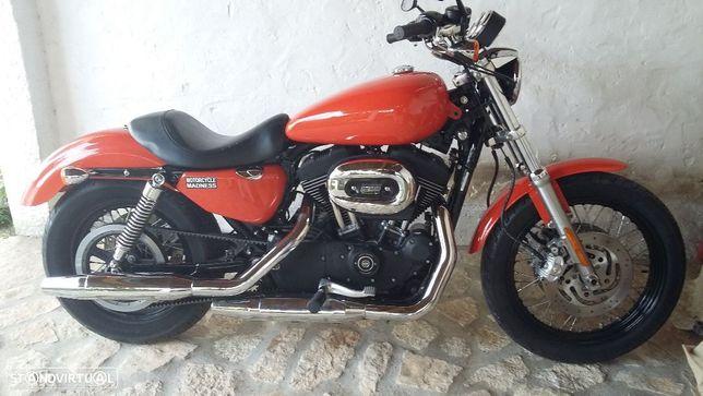Harley-Davidson XL  custon 1200R