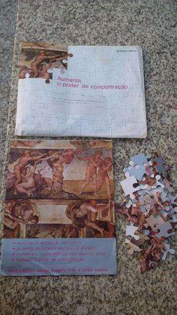 Puzzle Anos 80 - Industria Farmacêutica