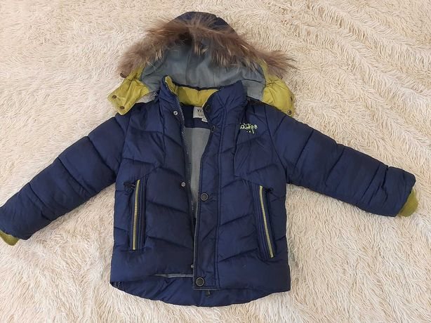 Курточка на мальчика размер 98