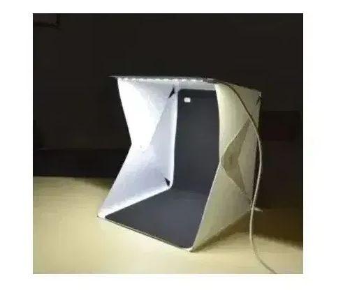 Фотобокс с подсветкой для предметной съемки 40см