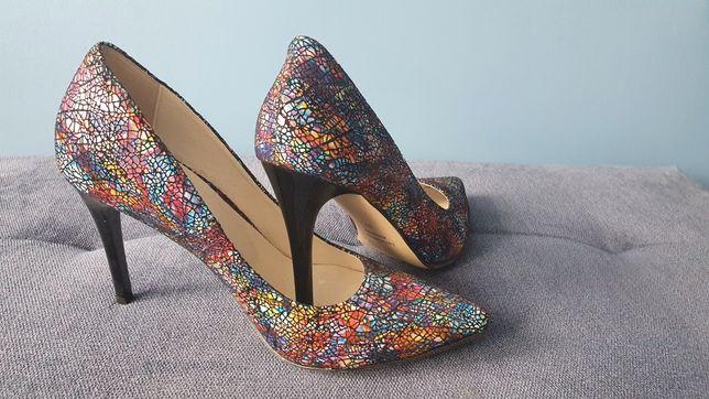 Nowe buty - eleganckie szpilki