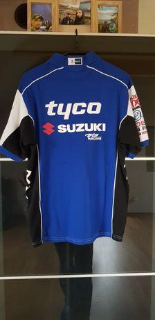 Koszulka polo Suzuki gsxr rozm M