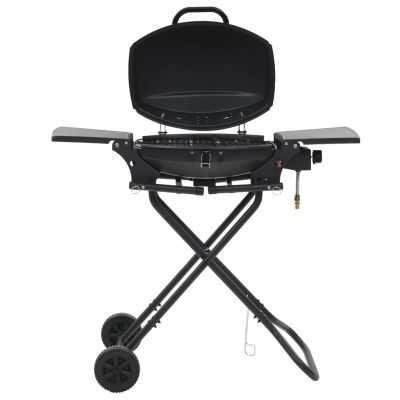 Grelhador/barbecue a gás PORTÁTIL c/ zona cozinhar **envio grátis**
