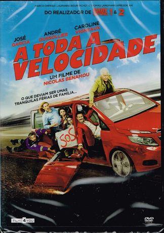 """Filme em DVD: A TODA A VELOCIDADE """"À FOND"""" - Novo! Selado!"""