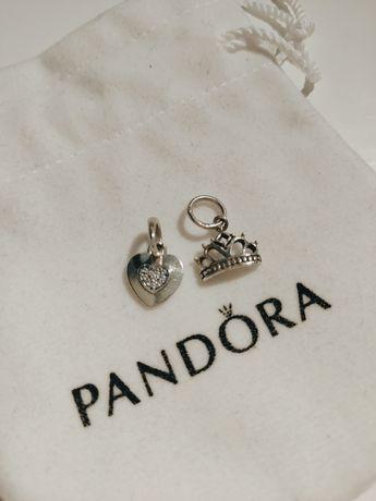 Zawieszki charms do bransoletki Pandora