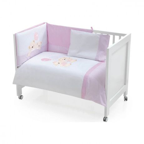 Комплект бортики одеяло interbaby 70*120