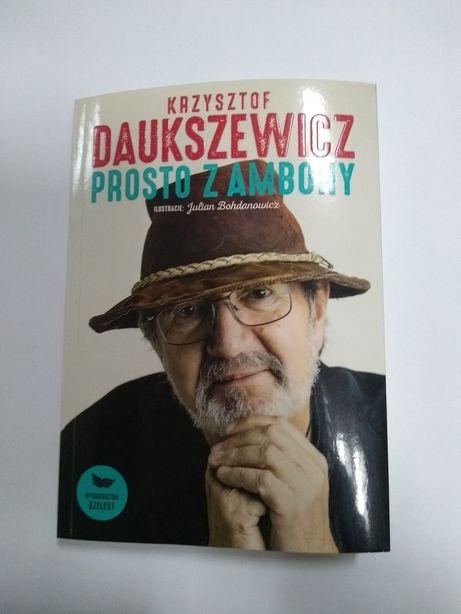 Krzysztof Daukszewicz Prosto z ambony