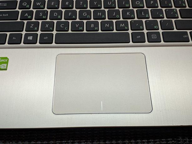Ноутбук Asus R540L intel Core i3 5005u 4GB 1TB Full HD 1920*1080
