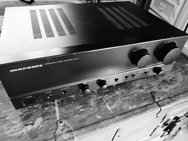 Audiofilski wzmacniacz Marantz PM-42