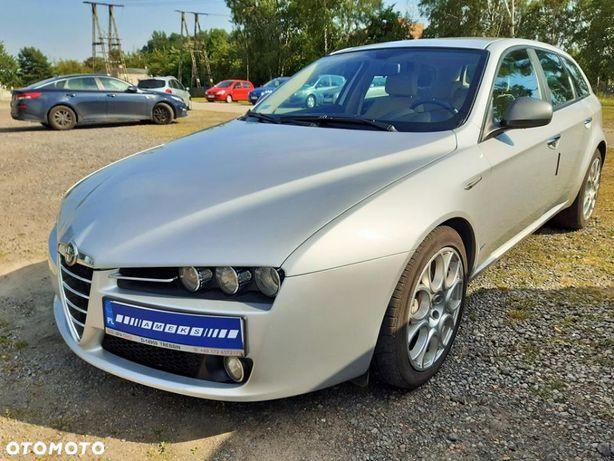 Alfa Romeo 159 1.9JTDM 150 KM Bezwypadkowy