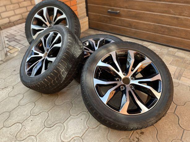 Диски на Lexus/Toyota r18 5*114,3