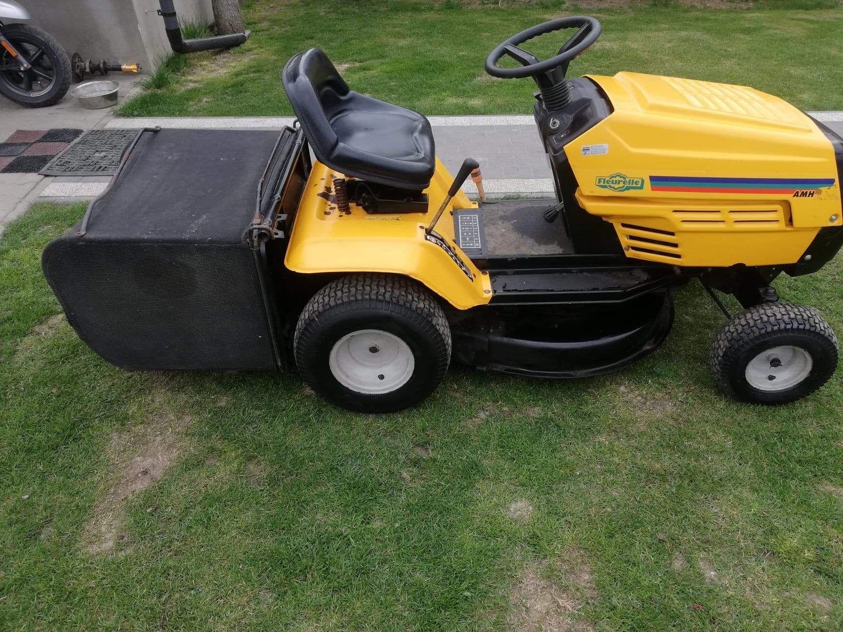 Kosiarka traktorek fleurelle amh 1151