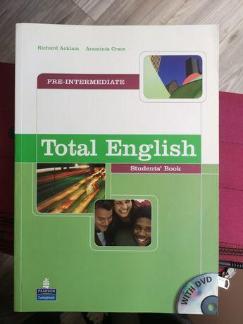 Książka Total English