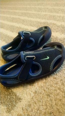 Nike sunray protect niebieskie granatowe rozmiar 27 zadbane idealne