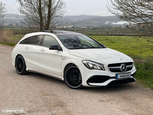 Mercedes-Benz CLA 45 AMG 381 cvs