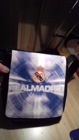 torebka real Madryt na ramie