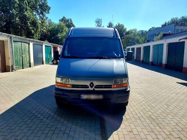 Renault Master 1998 rok 2.5 D