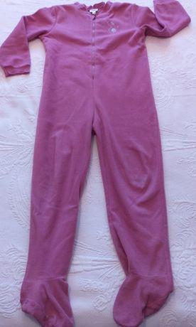 Macacão polar+pijamas+robes 7/8A+OFERTA