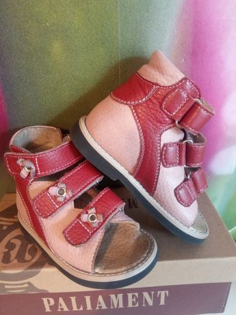 Ортопедические сандали туфли 13