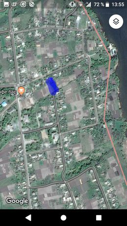 Продам земельну ділянку Військове