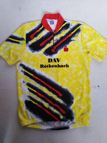 Koszulka kolarksa SMS Sntini DAW Rothenbach XXL Italy jak nowa!!